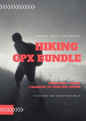 Hiking routes near george-garden-route