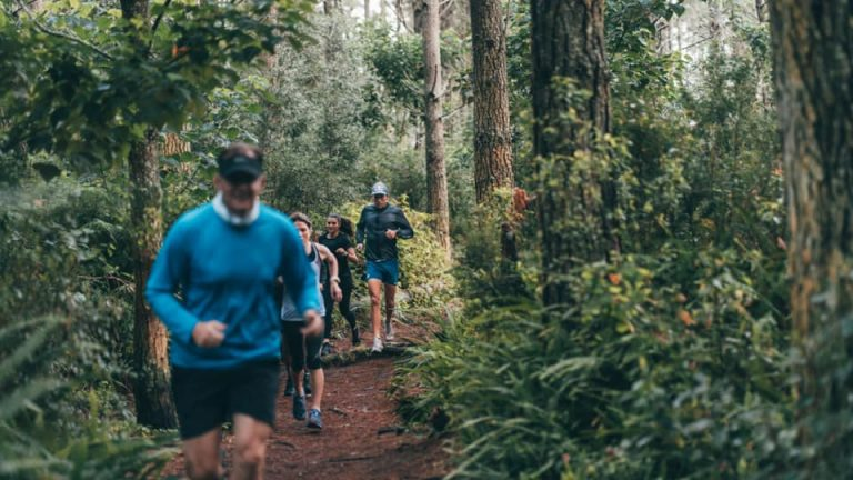 GTR 3 km trail run