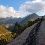 Outeniqua Mountains with Montagu-longer